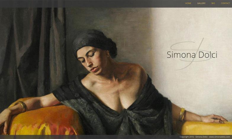 Pittrice Simona Dolci